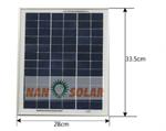 สปอร์ตไลท์โซล่าเซลล์ 108 LED