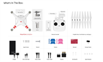 DJI Phantom 2 Vision Plus with Extra Battery