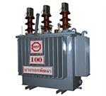 หม้อแปลงไฟฟ้า 100 kVA