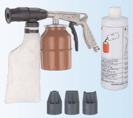 กาพ่นทราย ANI Recirculateing Sand Blasting Gun Kit