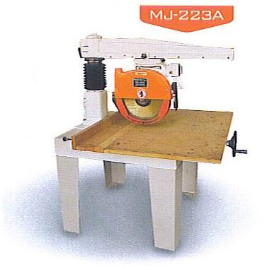 แท่นเครื่องเลื่อยรัศมี บิ๊กวู้ด BIGWOOD 12นิ้ว Radial Arm Saw (UU0210749)