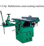 เครื่องจักรงานไม้ ทำได้หลายอย่าง 1.5 Hp (UU0210366)
