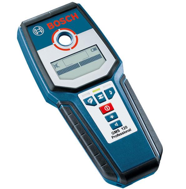 เครื่องตรวจหาเหล็ก BOSCH รุ่น GMS 120 (OO01501383)