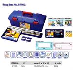 กล่องเครื่องมือพลาสติก Ring Star No.D-7000 (NN01401952)
