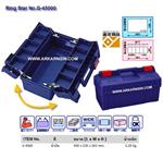 กล่องเครื่องมือพลาสติก Ring Star No.G-4500 (NN01401950)