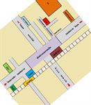 ขายที่ดิน1งาน45 ตรว. ห่างถนนมิตรภาพ200ม. (ต.ในเมือง โซนสี่แยกไฟแดงสามเหลี่ยม)