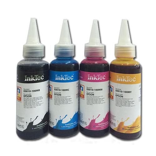 InkTec หมึกเติมแทงก์ EPSON ขนาด 100ml.