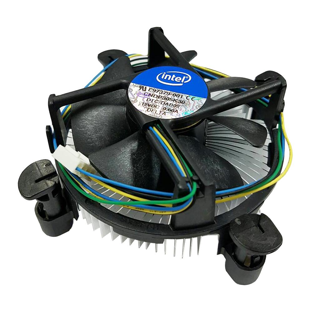 Intel CPU fan with Heatsink For Socket LGA 1155/1156