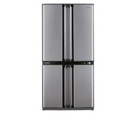 ตู้เย็น 4 ประตู 22.2 คิว SHARP รุ่น SJ-F75RV-SL