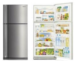 ตู้เย็น 2 ประตู 15.5 คิว HITACHI รุ่น R-Z440VX