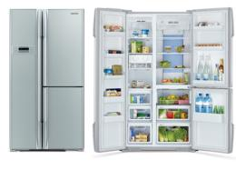 ตู้เย็น ไซต์บายไซต์ 21.2 คิว HITACHI รุ่นR-M600ETH