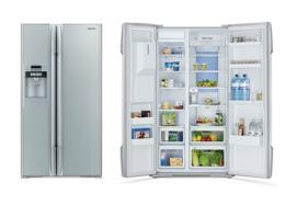 ตู้เย็น ไซต์บายไซต์ 20.7 คิว HITACHI รุ่นR-S600GTH
