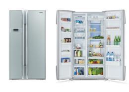ตู้เย็น ไซต์บายไซต์ 21.6 คิว HITACHI รุ่นR-S600ETH