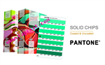 PANTONE PLUS Solid Chips Coated Uncoated