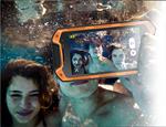 สมาร์ทโฟนกันน้ำ ดีไซน์ใหม่ iMAN V12