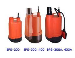 ปั๊มจุ่มเทอร์โมพลาสติกอเนกประสงค์ BPS-200, 300, 300A, 400