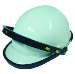 กรอบกระบังหน้านิรภัยประกอบหมวกวัสดุ ABS+อลูมิเนียม