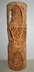 พระซุ้มแกะจากไม้หอมขนาดสูง 12 นิ้ว ราคา 5000 บาท ( เข้าพิธีแล้ว )
