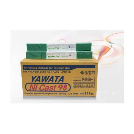 ลวดเชื่อม YAWATA NI CAST 98