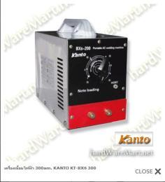 เครื่องเชื่อมไฟฟ้า รุ่น KT-BX6 300