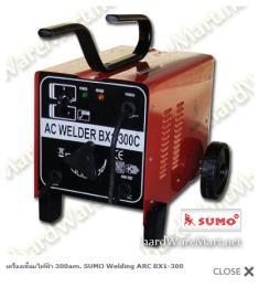 เครื่องเชื่อมไฟฟ้า รุ่น ARC BX1-300