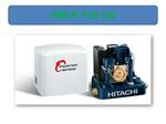 ปั๊มน้ำ HITACHI แรงดันคงที่ 750 W INVERTER