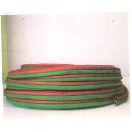 สายลมคู่ YOGO เขียว – แดง 3 ชั้น (หนาพิเศษ)