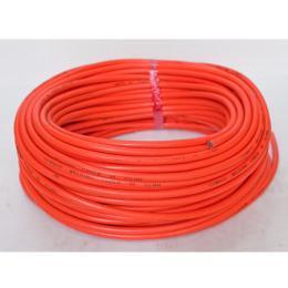 สายเชื่อมไฟฟ้า สีส้ม PVC