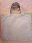 กระเป๋าใส่โน็ตบุ๊คลายเกล็ดเต่า