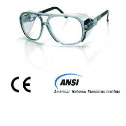 แว่นตานิรภัย NV-9289 GRC