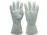 ถุงมือ PVC ป้องกันน