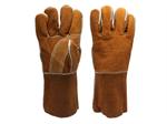 ถุงมือหนังมีฉนวนซับในป้องกันความร้อน 300F