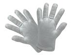 ถุงมือผ้าค้อตต้อน 100% แบบพับชาย