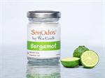 SenOdos เทียนหอม อโรม่า Bergamot Scented Soy Candle Aroma 45 g.- กลิ่นมะกรูดแท้