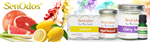 SenOdos เทียนหอมอโรม่า Clary Sage Soy Candle 45 g.- กลิ่นแครี่เซจ