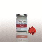 SenOdos เทียนหอม อโรม่า Rose Scented Soy Candle 45g. - กลิ่นกุหลาบ