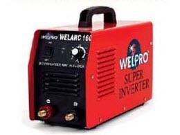 เครื่องเชื่อม รุ่น WELARC 160