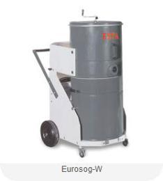 เครื่องดูดฝุ่น รุ่น Eurosog-W