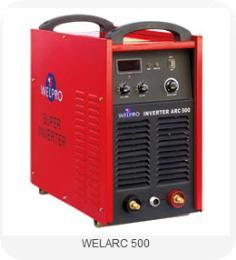 เครื่องเชื่อม รุ่น WELARC 500