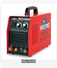 เครื่องเชื่อม รุ่น WELTIG200