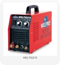 เครื่องเชื่อม รุ่น WELTIG215
