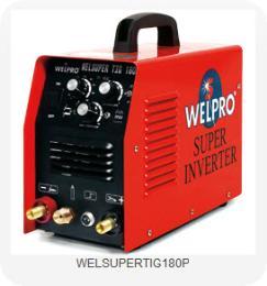 เครื่องเชื่อม รุ่น WELSUPERTIG180P