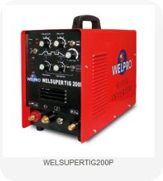 เครื่องเชื่อม รุ่น WELSUPERTIG200P