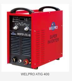 เครื่องเชื่อม รุ่น WELPRO ATIG 400