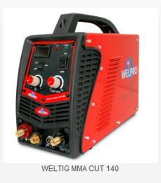 เครื่องเชื่อม รุ่น WELTIG MMA CUT 140