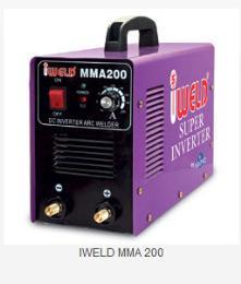 เครื่องเชื่อม รุ่น MMA 200