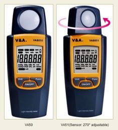 ดิจิตอลมิเตอร์ รุ่น VA50/VA51