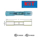สลิปหุ้ม  ( ชนิดท่อหดกันน้ำ )  Heat shrinkable-butt splice connectors ht ( tubular type )