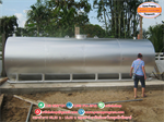 ถังน้ำมันทุกขนาด ถังน้ำมันบนดิน ถังน้ำมันใต้ดิน ถังน้ำมันใหม่ งานติดตั้งวางถังน้ำมันเดินท่อ