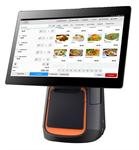 เครื่อง POS T2 sunmi  Android 7.1 มีเครื่องพิมพ์ความร้อน 80 มิล ในตัวเครื่อง wifi